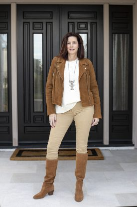 How to Wear Spring Trends Now – Beige